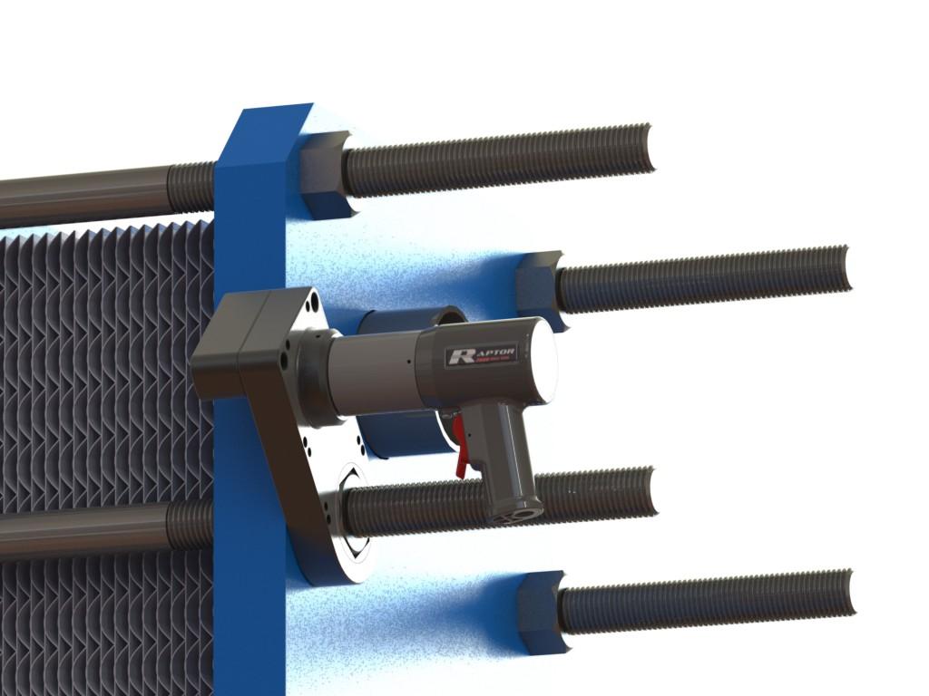 Heat Exchanger Offset Link